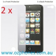 Full Body Double Sided Screen Guard for Apple iPhone 4 and 4S