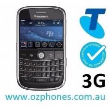 Blackberry Bold 9000 Telstra 3G