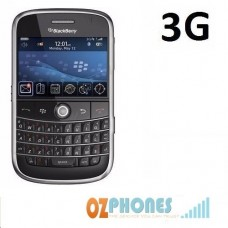 Blackberry Bold 9000 Black Smartphone 3G