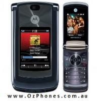 Motorola Razr V9 Flip Telstra 3G Next G