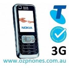 Nokia 6120c Classic Telstra Blue tick Demo