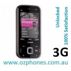 Nokia N85 - 3G Slide