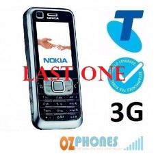 Brand New Nokia 6120c Classic Telstra Next G Blue tick Aus Stock