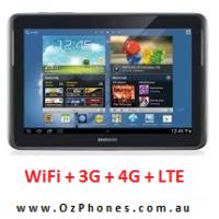 Samsung Tablet WiFi + 4G GT-N8020