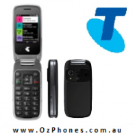 Telstra Easy Touch Discovery T4 Flip 3G Next G