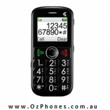 Telstra Next G EasyCall 2 ZTE T203 Big Buttons