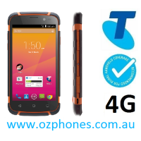 Telstra Tough Max T84 4G 3G Next G