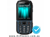 Telstra Tough 3 Blue Tick ZTE T55 1 Year Warranty