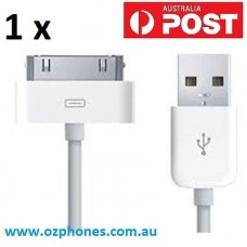 USB Sync Data Charger Cable for iPhone 3GS 4 4S iPod iPad 2 3