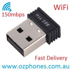 150mbps Wireless USB WiFi Dongle