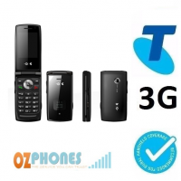 Telstra Easy Touch Discovery T3 Flip 3G Next G New