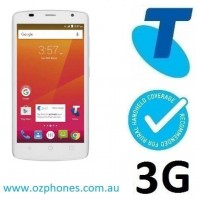 Telstra Slim Plus ZTE Smartphone