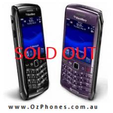 Blackberry Pearl 9100 Telstra Next G 3G