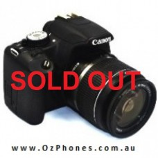 Canon DSLR Rebel T1i / 500D DS126231