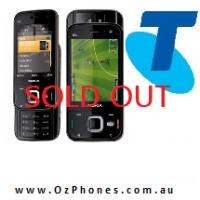 Nokia N85-3 Telstra 3G Next G BlueTick