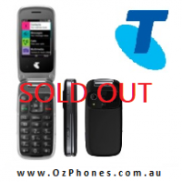 Telstra Easy Touch Discovery T4 Flip 3G Next G New