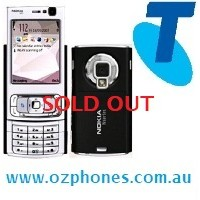 Nokia N95-3 Telstra 3G Next G BlueTick